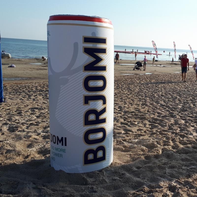 Borjomi Surf Challenge