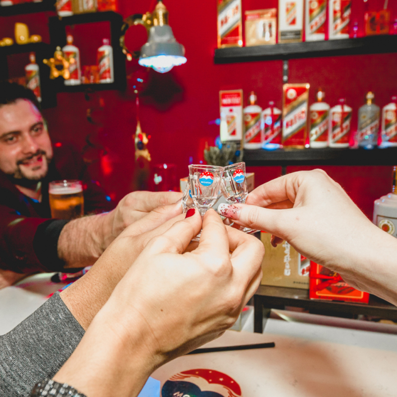 Moutai baari avamine 2020